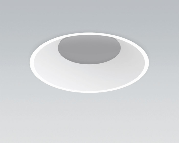 Lucent: Prospex Plus round trimless downlight