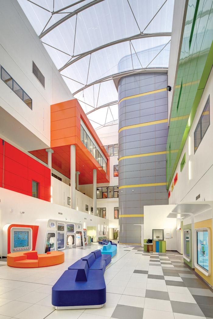 Queen Elizabeth University Hospital and The Royal Hospital for Children, Glasgow