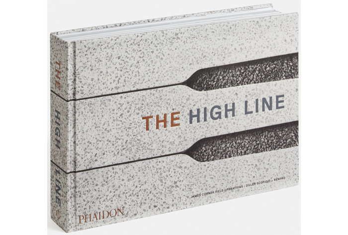 Phaidon's the High Line, designed by Diller Scofidio + Renfro, is available now (£49.95)
