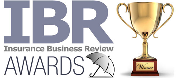 Insurance Business Review award