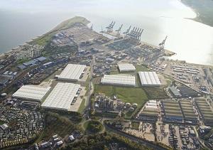 PFL logistics park