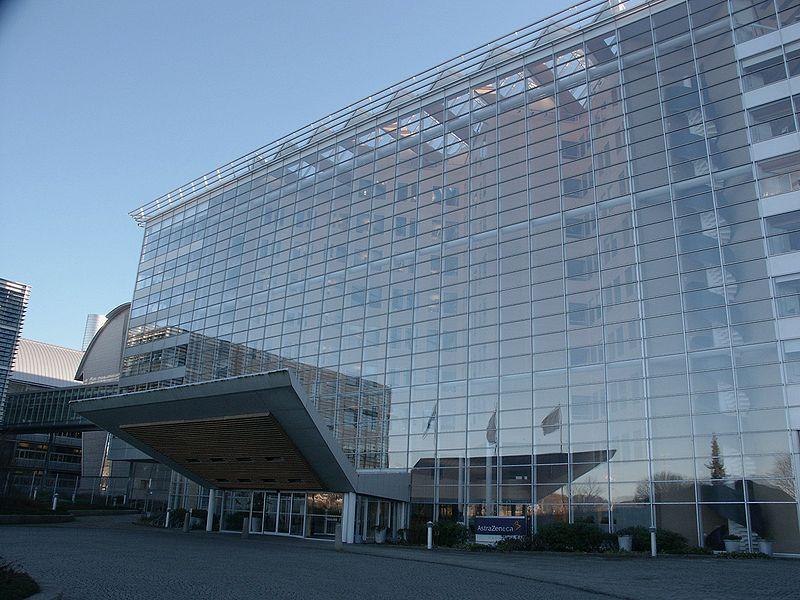 AstraZeneca R&D facility