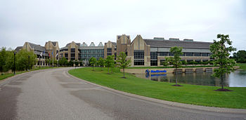 operational headquarters Medtronic US