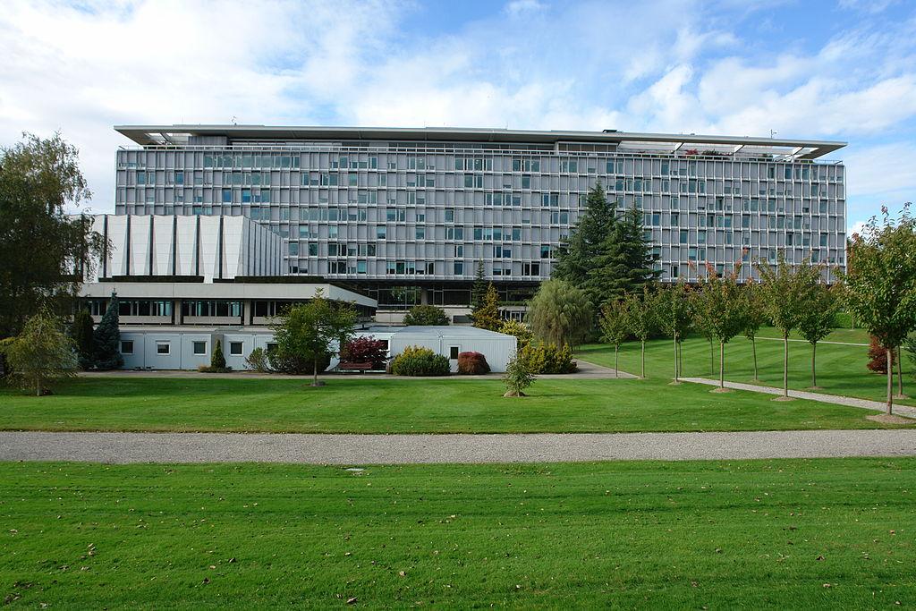 WHO Geneva HQ
