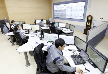 Doosan Opens ICT-based Remote Monitoring Service Center and Software Center for Power Plants