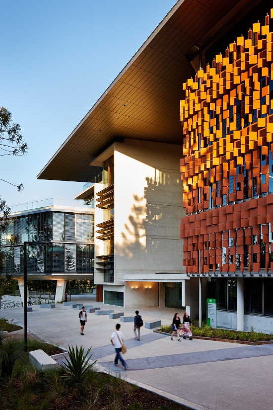 UQ Advanced Engineering Building