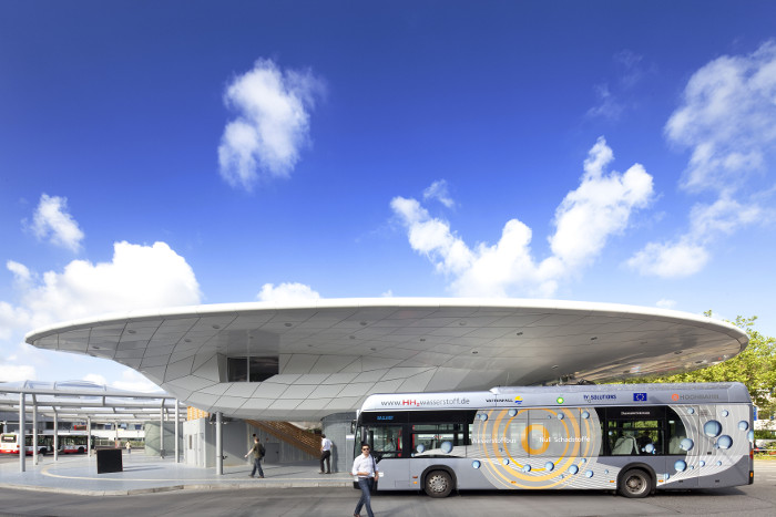 bus station design
