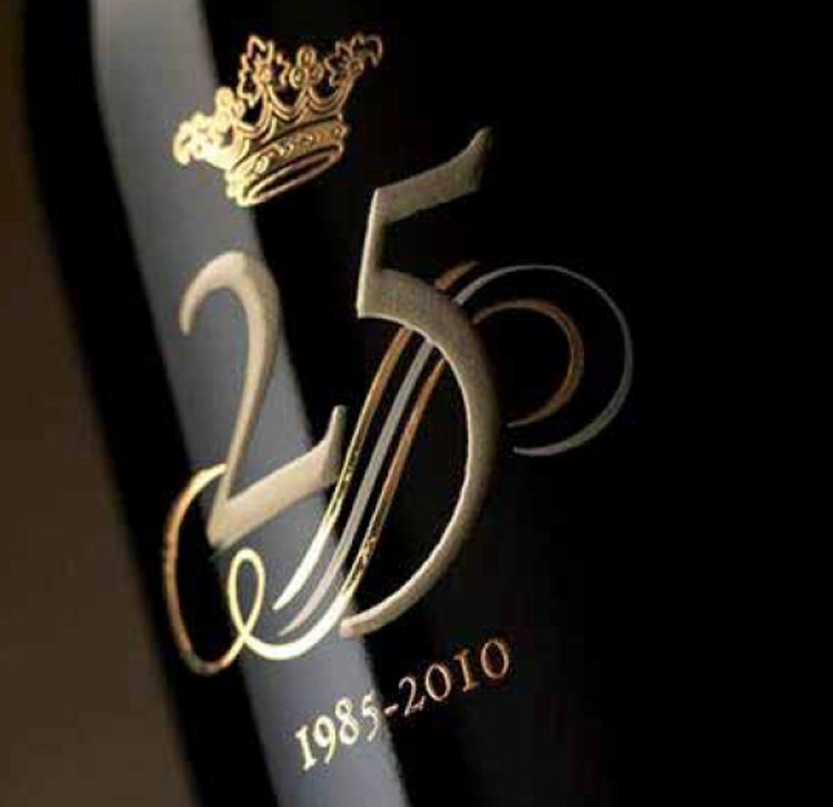The latest release of Ornellaia, one of the Super-Tuscans to perform well in 2012