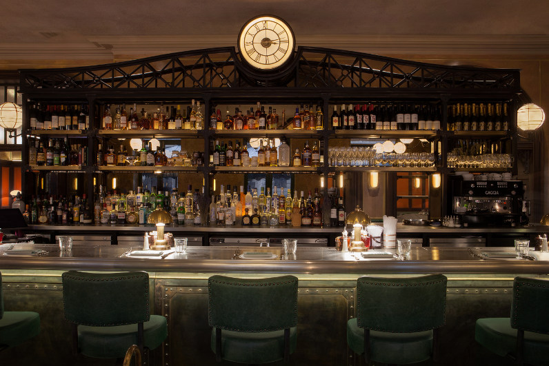 The ivy market grill opens in covent garden alto magazine - Covent garden magasin ...