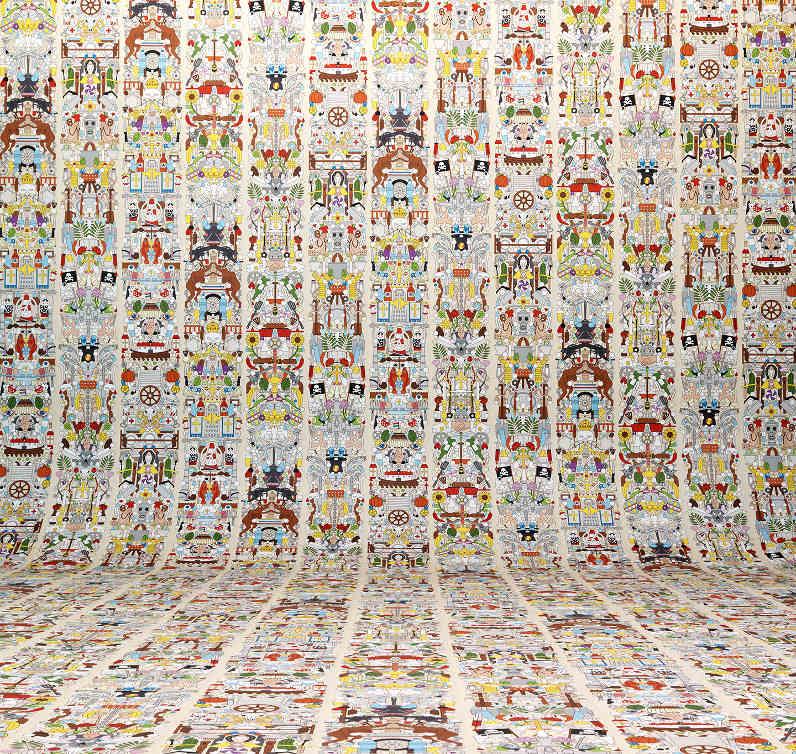 Alt Deutsch wallpaper by Studio Job and NLXL