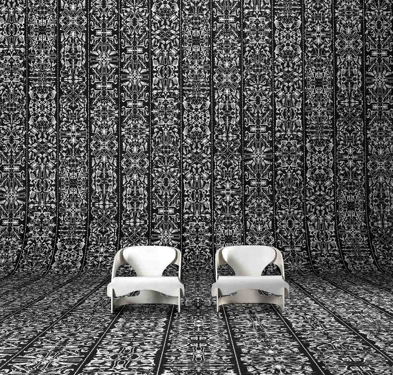 Perished wallpaper by Studio Job and NLXL