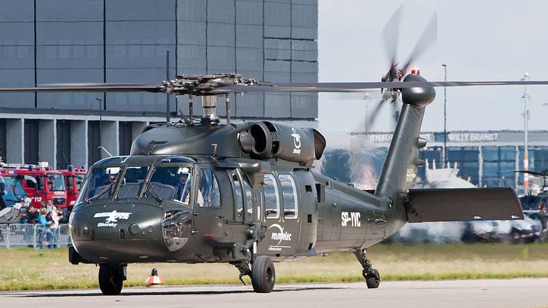 S-70 helicopter