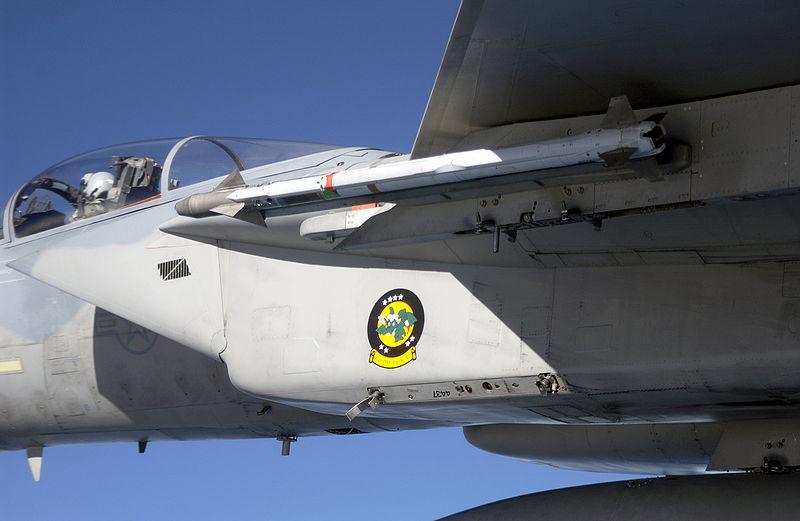 AIM-9X missile