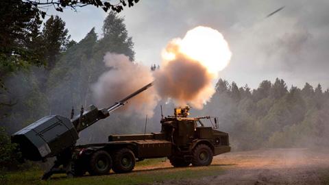 Archer artillery