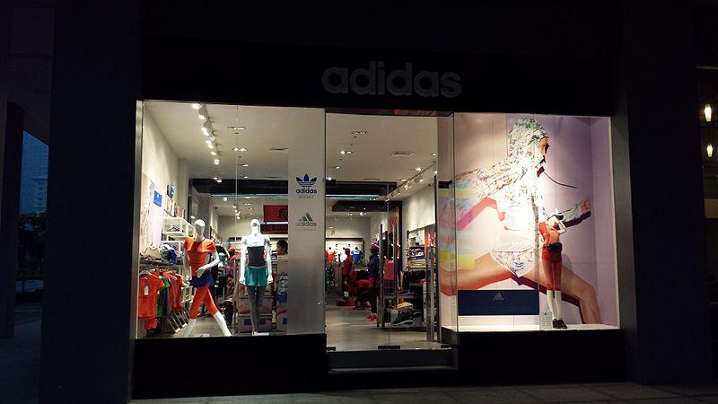 adidas uk store