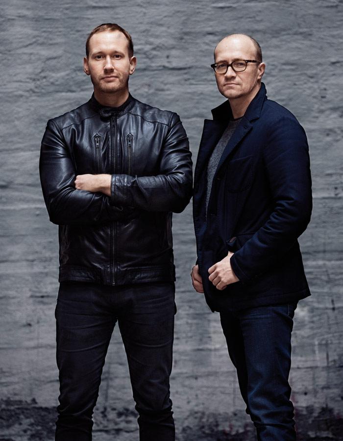 Espen Voll and Torbjørn Anderssen