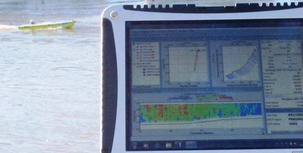 ARC-Boat (Courtesy Environment Agency)