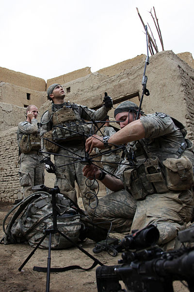 Army communication
