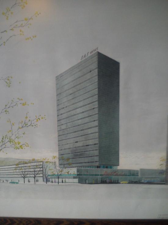 Arne Jacobsen's SAS