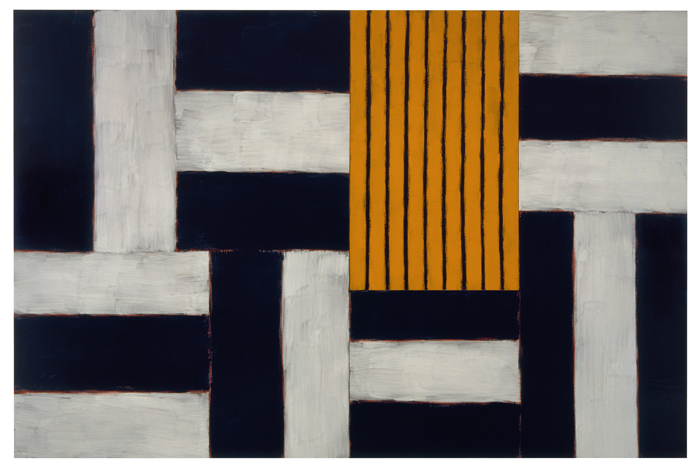 Follow the heart: The Art of Sean Scully 1964–2014, London, New York Himalayas Museum, Shanghai. Courtesy Timothy Taylor Gallery