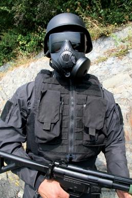 BCB IBAS life jacket armour