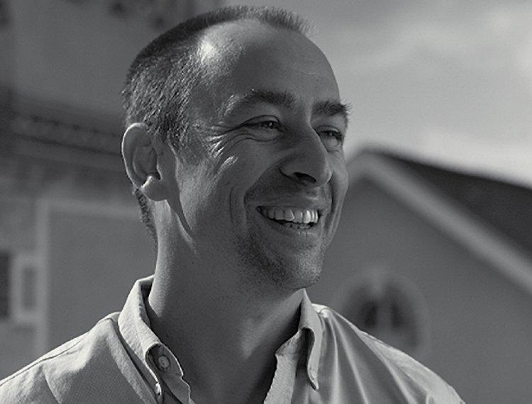 Bollinger's talented chef de cave, Gilles Descotes