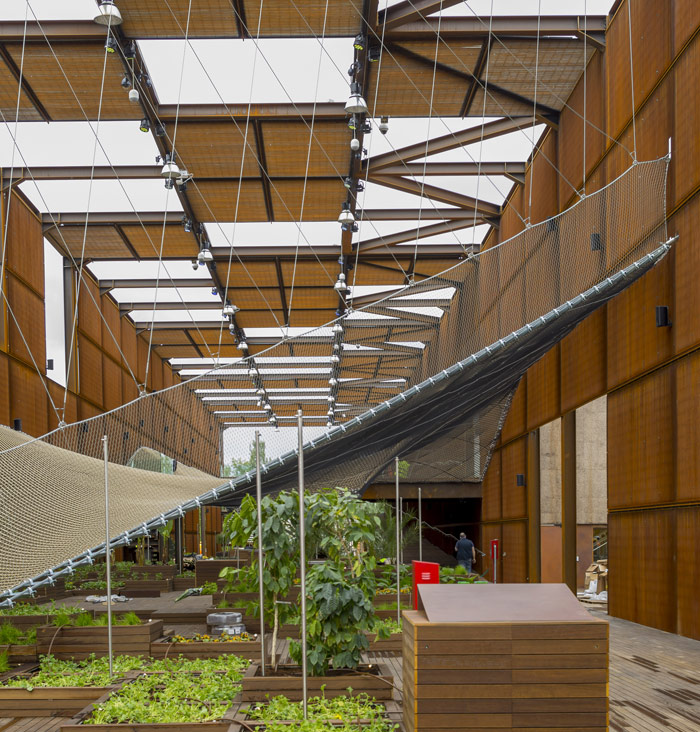 Brazil Pavilion Milan Expo 2015