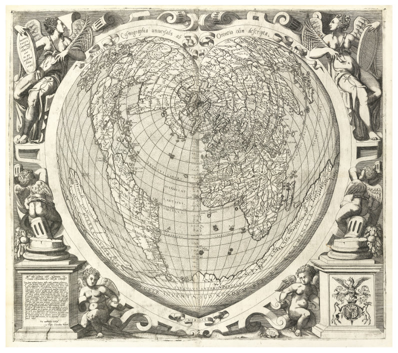 Cimerlino's world map