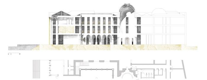 Lauren Green, Manchester School of Architecture, Architecture