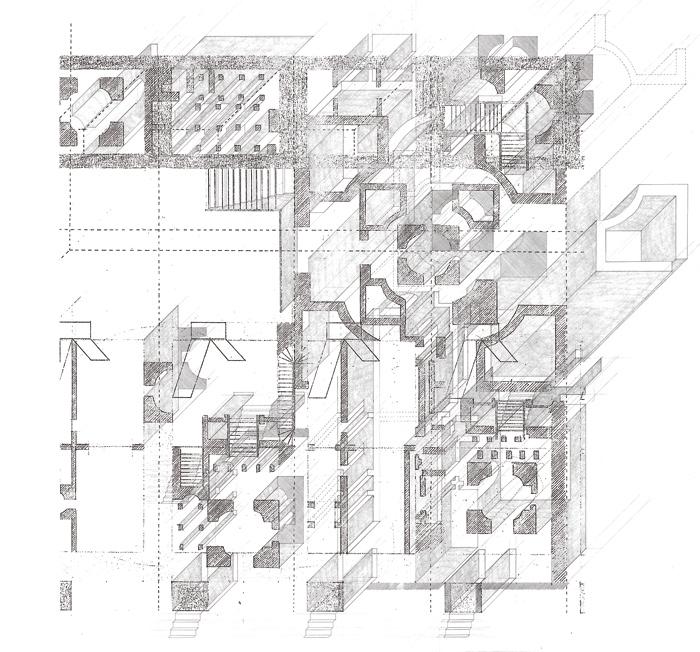 Oliver Riviere, University of Brighton, Architecture
