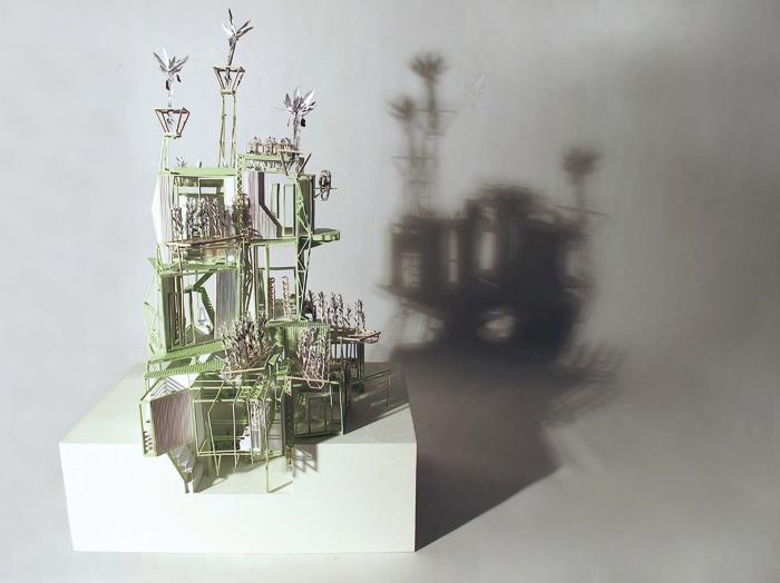 Lily Carver, University of Brighton, Architecture