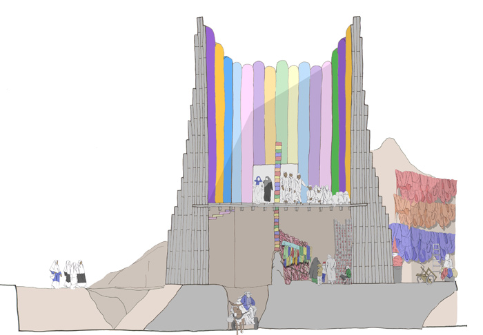 Ruby Ray Penny, University of Westminster, Architecture