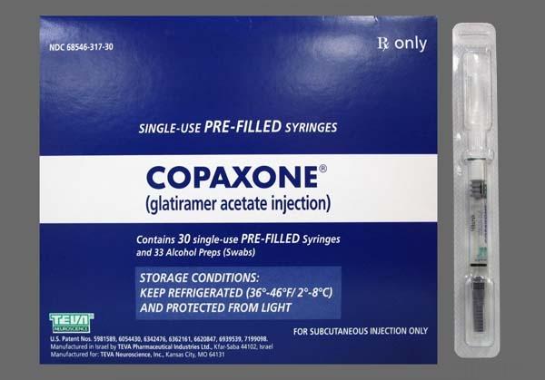 copaxone ile ilgili görsel sonucu
