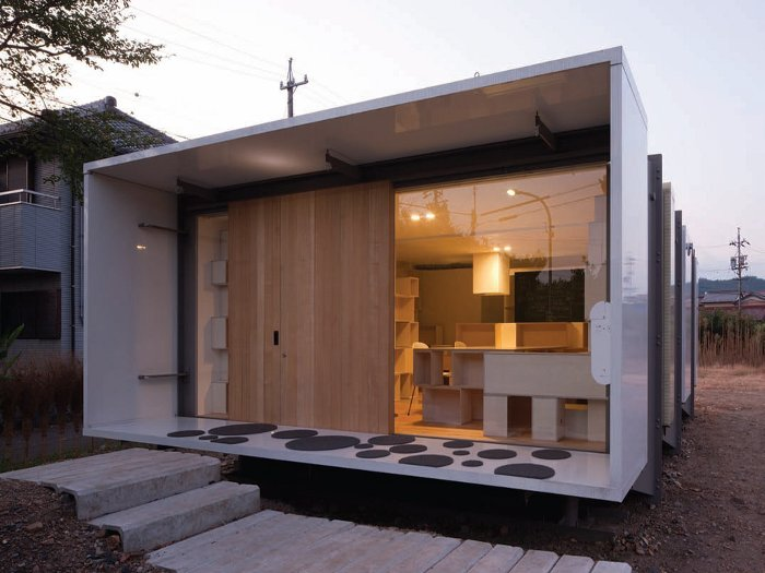 Daiken-Met Architects, Sugoroku House Photo credit: Shinkenchiku-Sha