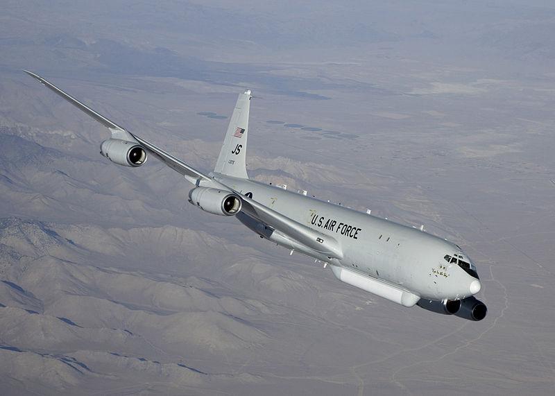 Northrop receives USAF Joint STARS fleet's sustainment contract ...
