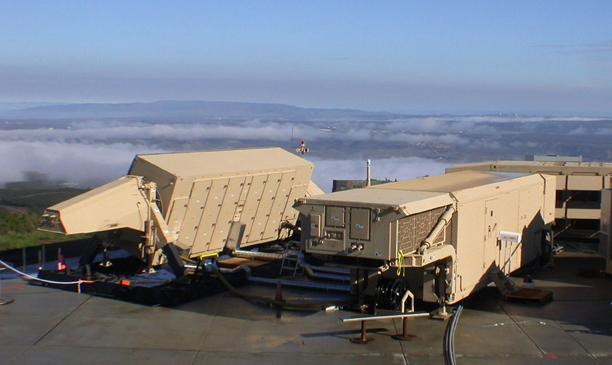 ANTYP-2 radar