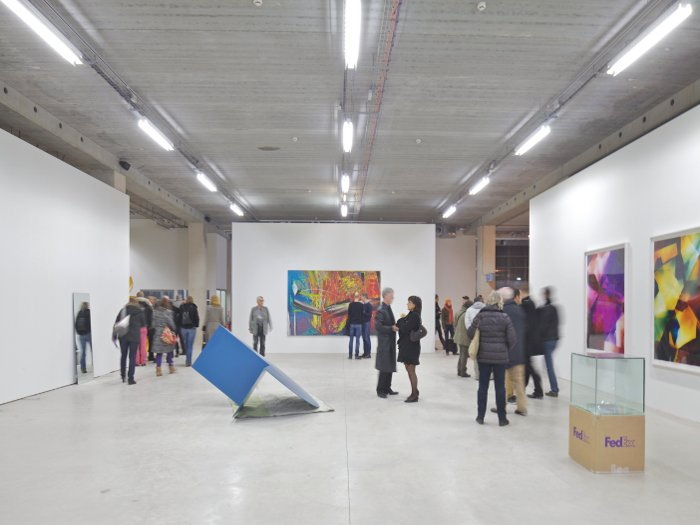 A gallery within FRAC Nord Pas-de-Calais Photography Philippe Ruault, Courtesy FRAC Dunkerque