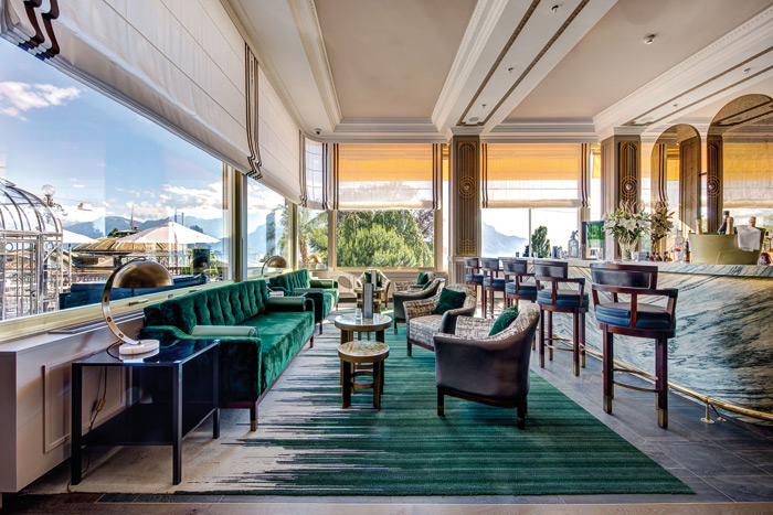 Le Montreux Palace Bar & Grill, Montreux (2015)