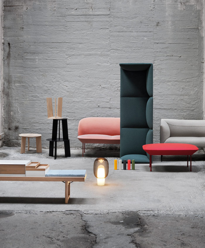 Furniture by Anderssen & Voll