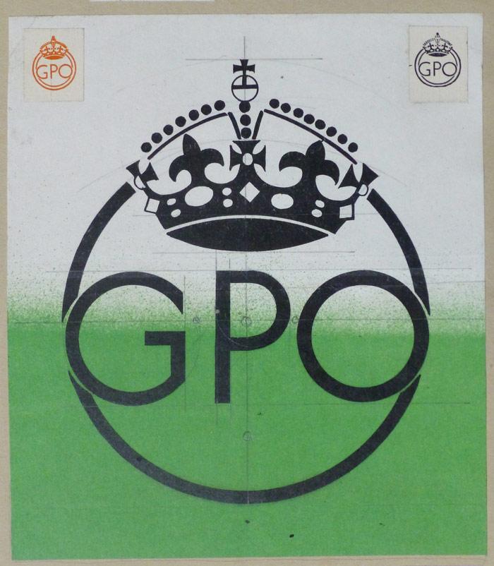 GPO logo 1934