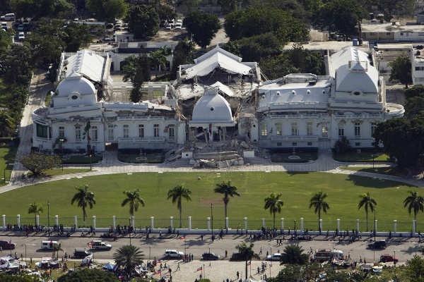 Haitian palace