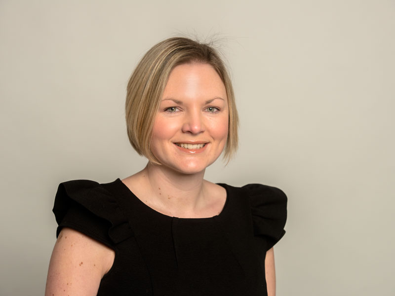 Hannah Chalmers- Stevens Associate, Barr Gazetas
