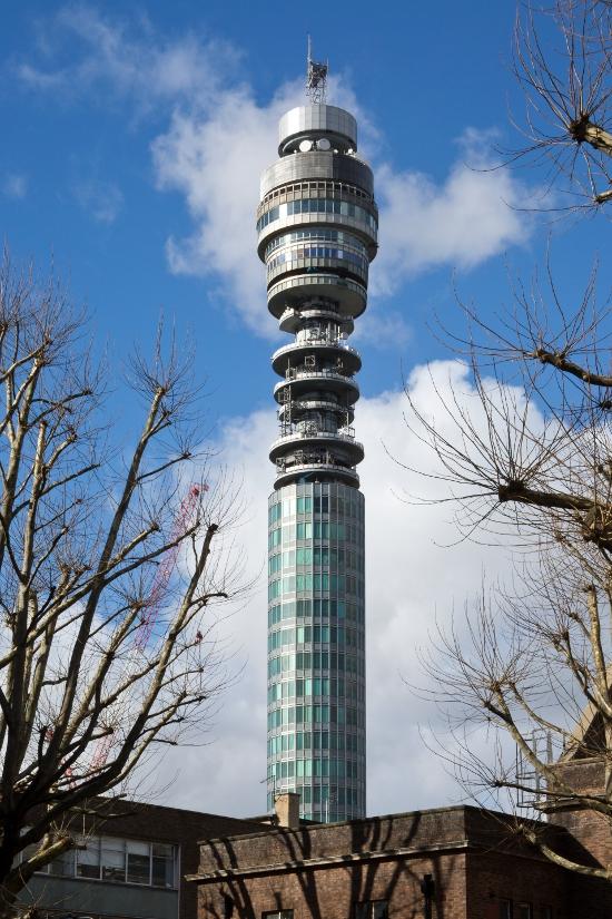 BT Tower (originally Post Office Tower)