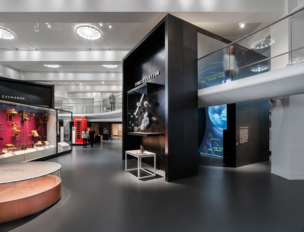 The Science Museums Information Age Permanent Gallery 2014 And Design For New Flagship Hardy Amies Store At Number 8 Savile Row
