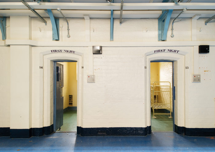A report in 2005 found HMP Shrewsbury to be the most overcrowded prison in England and Wales. Photo Credit: James O. Davies/English Heritage