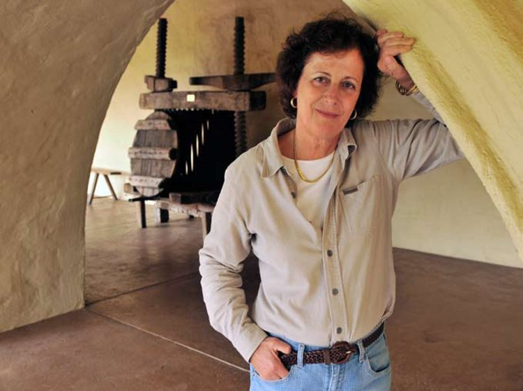 Genevieve Janssens, Mondavi's senior winemaker for nearly two decades, who has helped maintain the quality of what has always been its flagship wine
