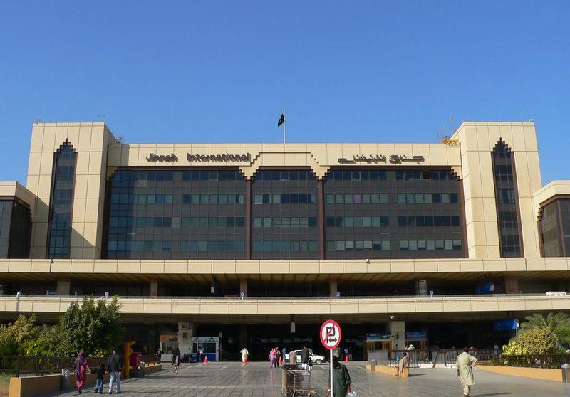Jinnah airport