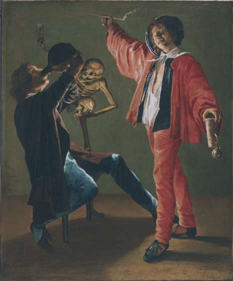 Judith Leyster, The Last Drop (c.1639; oil on canvas); Philadelphia Museum of Art, Pennsylvania (John G Johnson Collection, 1917) Photography © and courtesy of The Philadelphia Museum of Art / Art Resource, NY