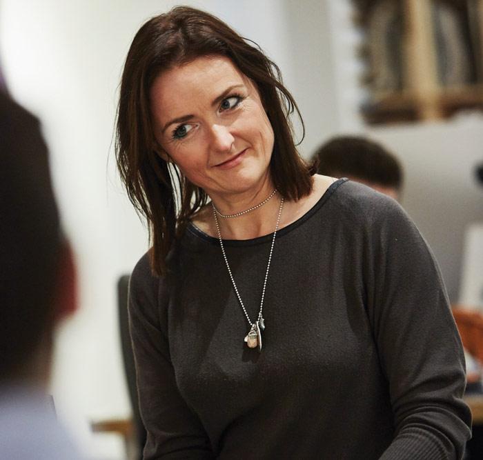 Juliette Sherwood, director, Sherwood Street