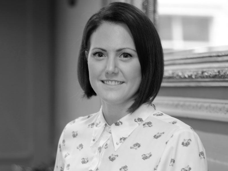 Kathryn O'Callaghan Head of interior design, The Interiors Group